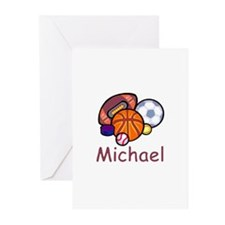 Michael Greeting Cards (Pk of 10)