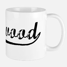 Vintage Kirkwood (Black) Mug