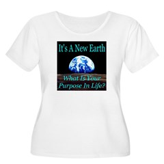 It's A New Earth: What's Your T-Shirt