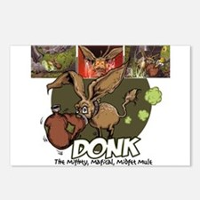Donk Postcards (Package of 8)