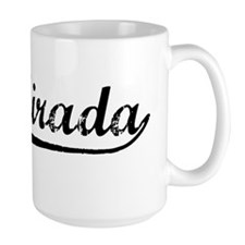 Vintage La Mirada (Black) Mug