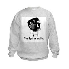 You Light Up My Life! Sweatshirt