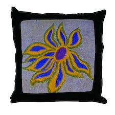 POP SIDEWALK CHALK ART Throw Pillow