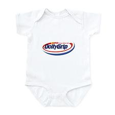 Super Strong DOLLY GRIP! Infant Bodysuit