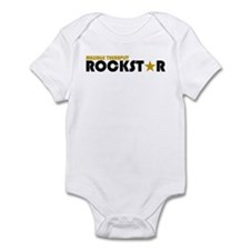 Massage Therapist Rockstar 2 Infant Bodysuit