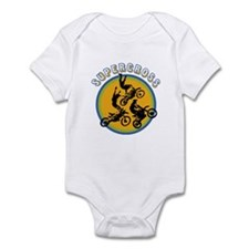 Supercross Infant Bodysuit
