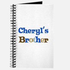 Cheryl's Brother Journal