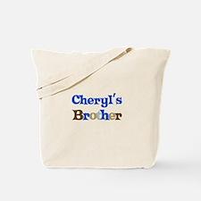 Cheryl's Brother Tote Bag
