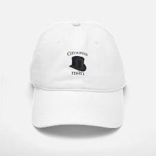 Top Hat Groomsman Baseball Baseball Cap