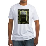 The Ten Commandments Fitted T-Shirt