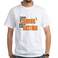 I Wear Orange For My Brother 6 Shirt