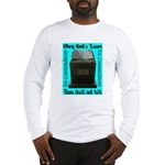 10 Commandments Long Sleeve T-Shirt