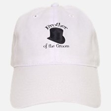 Top Hat Groom's Brother Baseball Baseball Cap