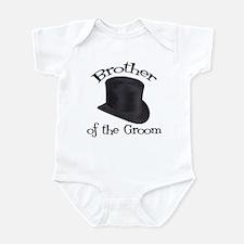 Top Hat Groom's Brother Infant Bodysuit