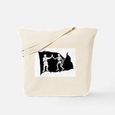 Black Bart Roberts Pirate Tote Bag
