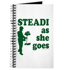 Steadi as she Goes! Journal