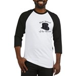 Top Hat Groom's Best Friend Baseball Jersey