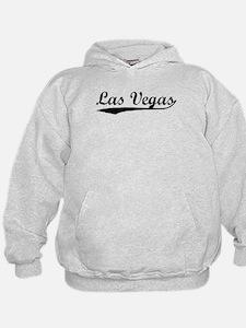 Vintage Las Vegas (Black) Hoodie