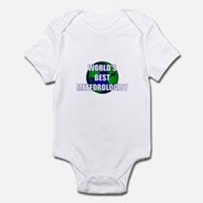 World's Best Meteorologist Infant Bodysuit