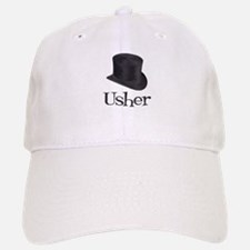 Top Hat Usher Baseball Baseball Cap