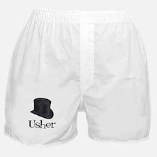 Top Hat Usher Boxer Shorts