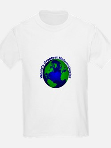 World's Greatest Meteorologis T-Shirt