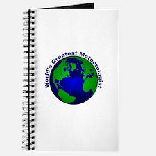 World's Greatest Meteorologis Journal