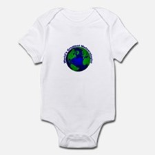 World's Greatest Meteorologis Infant Bodysuit