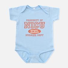 Property Of NICU Nurse Infant Bodysuit