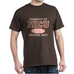 Property Of NICU Nurse Dark T-Shirt