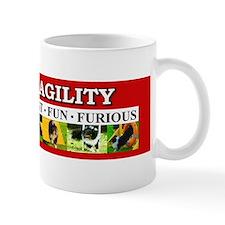 Agility-Fast,Fun,Furious Mug