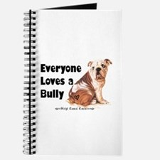 Everyone Loves A Bully Journal