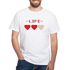 LIFE (hearts) - Shirt