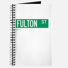 Fulton Street in NY Journal
