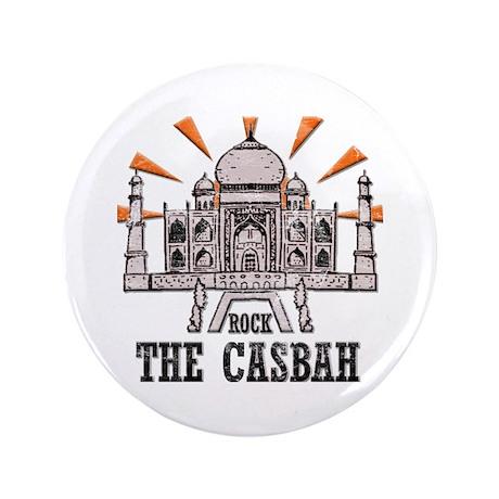 "The Clash - Rock The Casbah 3.5"" Button"
