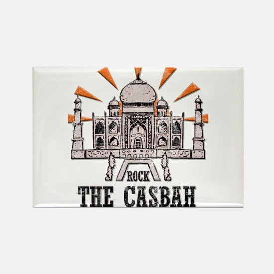 The Clash - Rock The Casbah Rectangle Magnet