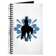 Hunter under saddle flower Journal