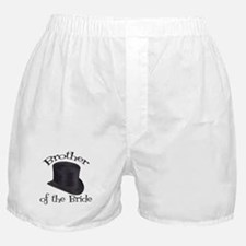 Top Hat Bride's Brother Boxer Shorts