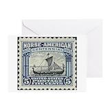 Viking Greeting Cards (20 Pack)
