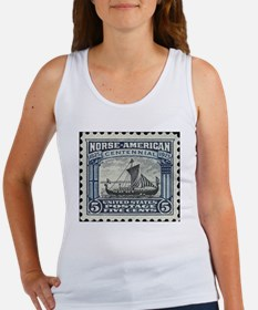 Funny Stamps Women's Tank Top