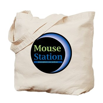 MouseStation Tote Bag