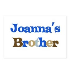 Joanna's Brother Postcards (Package of 8)