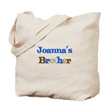 Joanna's Brother Tote Bag