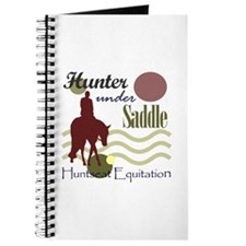 Hunter in maroon Journal