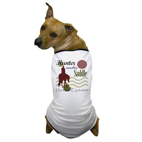 Hunter in maroon Dog T-Shirt