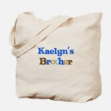 Kaelyn's Brother Tote Bag