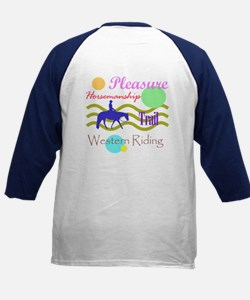 All around western in brights Tee