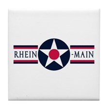 Rhein-Main Air Base Tile Coaster