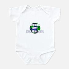 World's Best Microbiologist Infant Bodysuit