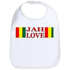 JAH LOVE Bib